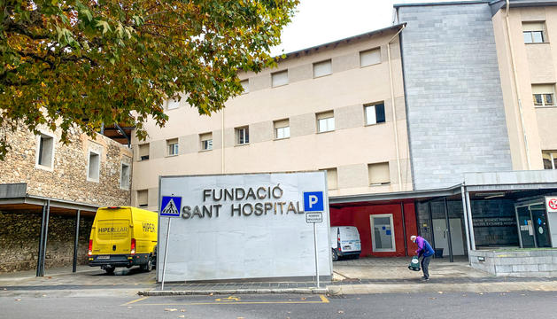 La Fundació Sant Hospital de la Seu d'Urgell.