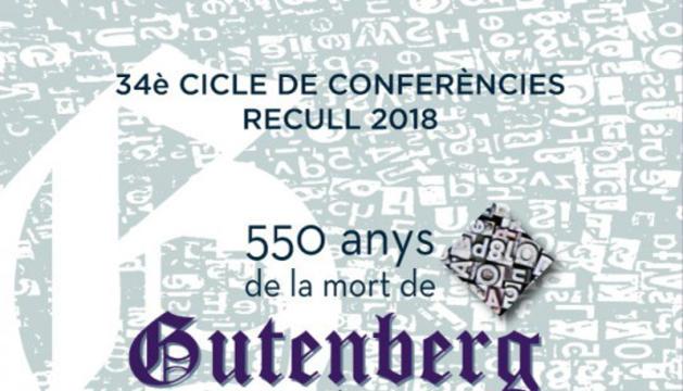 Presentació del llibre 'Recull de conferències 2018 / 12ns debats de recerca'