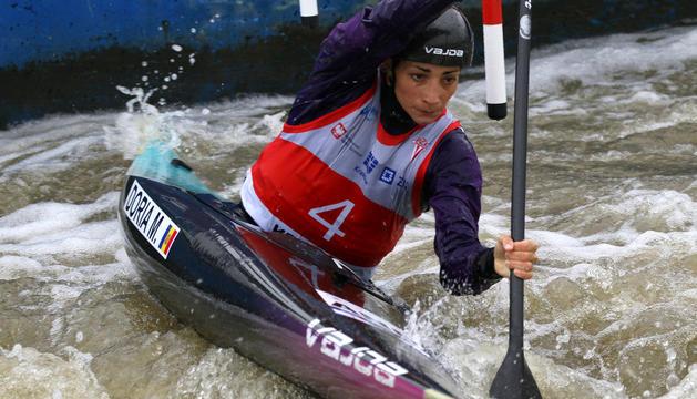 El Comitè Olímpic Andorrà ha demanat vacunar Mònica Doria per als Jocs de Tòquio.