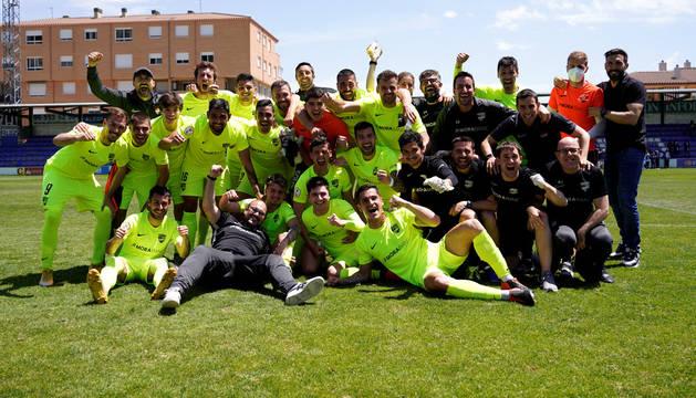 L'Andorra jugarà el 'play-off' d'ascens a Segona A