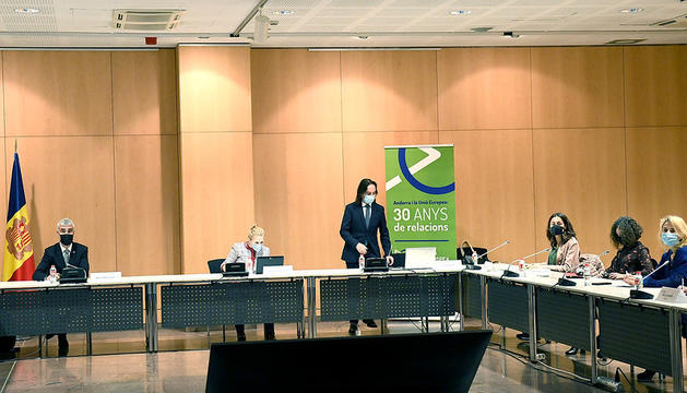 Seminari Secretaria d'Estat d'afers Europeus