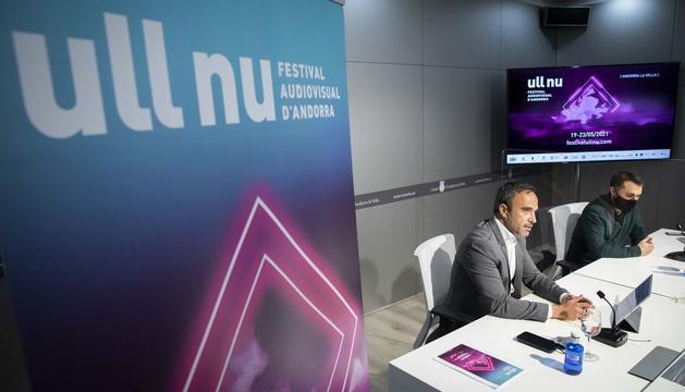Alain Cabanes i Hèctor Mas han presentat el festival