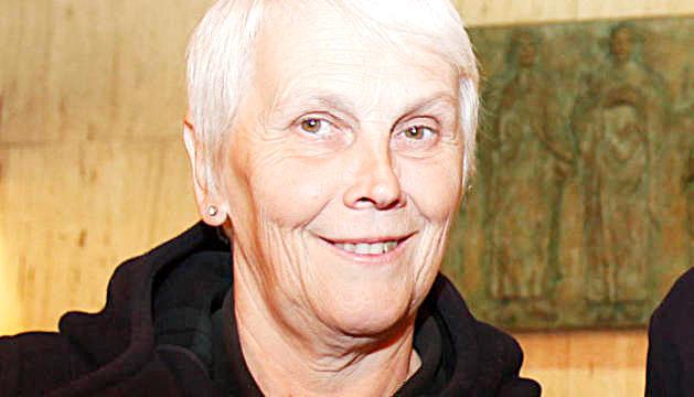 La directora, Catherine Métayer.