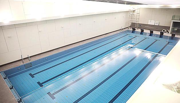 Les piscines comunals, tancades fins al 18 de maig