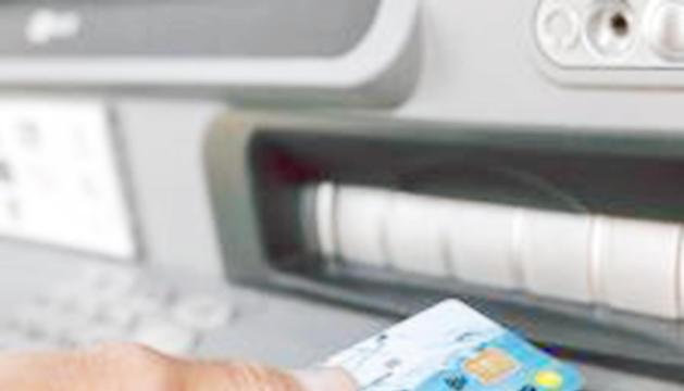 Crèdit Andorrà incorpora la tecnologia 'contactless'