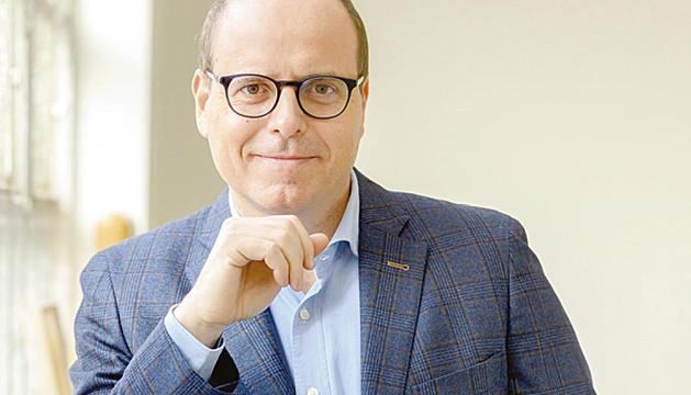 El director general de BIC Euopa, David Cabero.