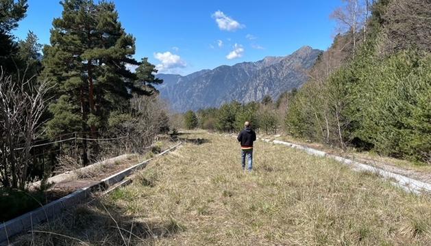 Els equips participants hauran de presentar les seves propostes en set parcel·les ubicades a l'Espai Xirro, un camí d'uns 200 m. de llargada