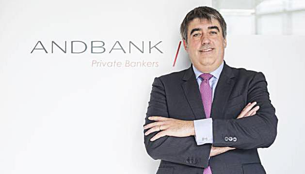 El nou CEO Carlos Aso.