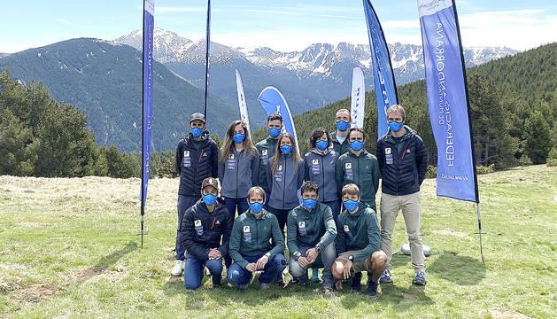 Continuïtat a l'equip de curses de muntanya