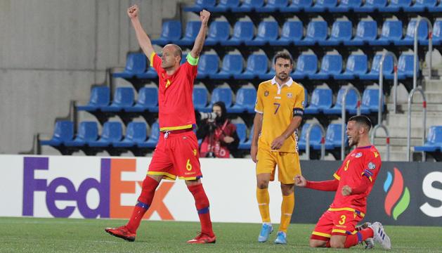 Ilde Lima en un partit amb la selecció