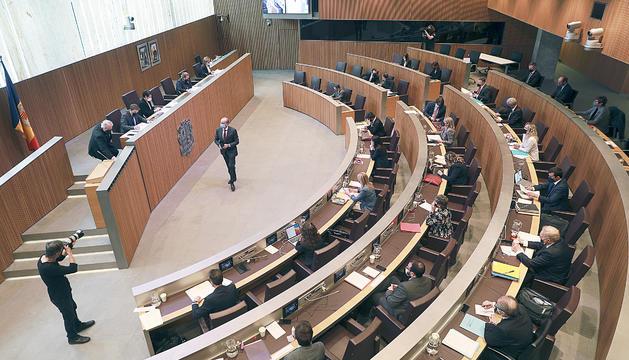 El Consell General.