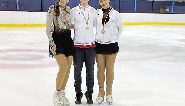 El Palau de Gel, a Canillo, va acollir el Campionat d'Andorra.