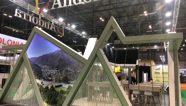 Andorra participa a la fira FITUR posicionant-se com a destinació de natura