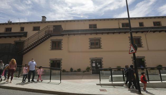 El centre de Ciutat de Valls que acollirà alumnes del Lycée.
