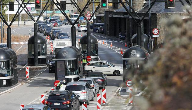 L'estudi ha de cercar alternatives a les connexions per carretera.