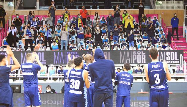 El MoraBanc ha de guanyar i esperar derrotes dels rivals