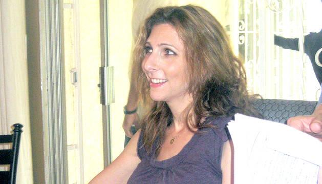 Amanda Segel, guionista de '10.000 Ships'.