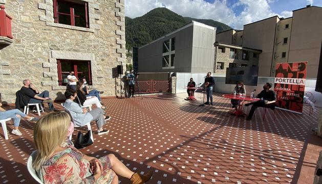 La presentació ha tingut lloc a l'antic Hotel Rosaleda, nova seu del Ministeri de Cultura