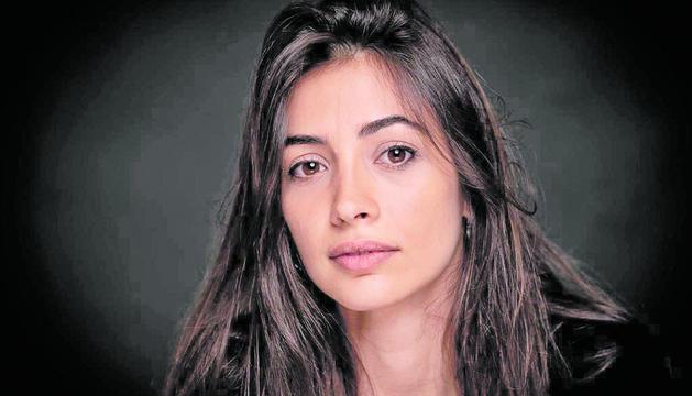 L'actriu i estudiant de doblatge, Xènia Garcia
