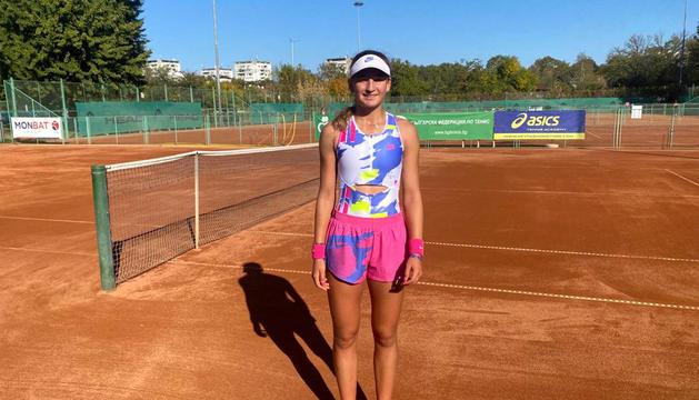 Vicky Jiménez Kasintseva debuta a Roland Garros.