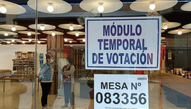 És la tercera vegada des del 2016 que poden votar a Andorra