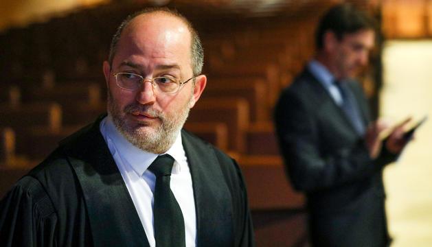 El fiscal general, Alfons Alberca.
