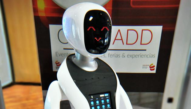 El robot social, la nova startup al NIU d'Andorra Telecom