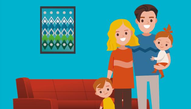 Campanya d'Afers Socials per a l'acolliment familiar