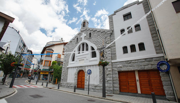 Esglèsia parroquial de Sant Julià