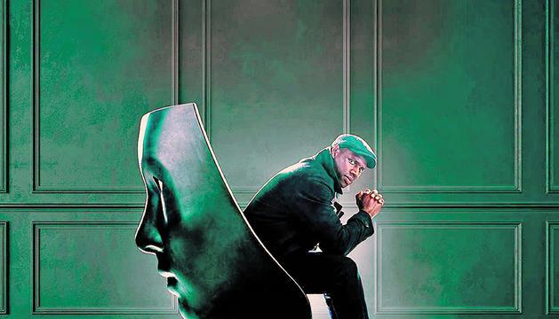 Omar Sy, protagonista de 'Lupin'.
