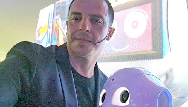 Roberto Menéndez, CEO de Futura Vive.