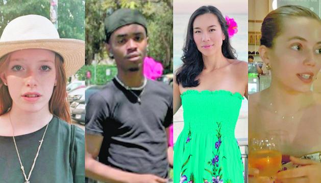 Les noves incorporacions:Amybeth McNulty, Myles Truitt, Regina Ting Chen i Grace Van Dien.
