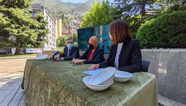 Escaldes presenta el programa de la Festa de la parròquia
