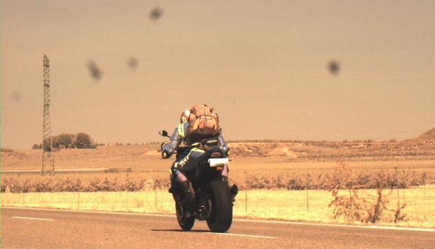Motorista denunciat pels Mossos d'Esquadra