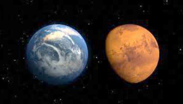 Podem viure en el planeta Mart?