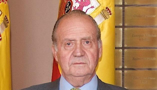 El rei emèrit Joan Carles I