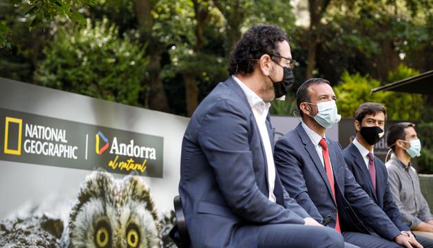 Andorra col·laborarà amb Disney i National Geographic