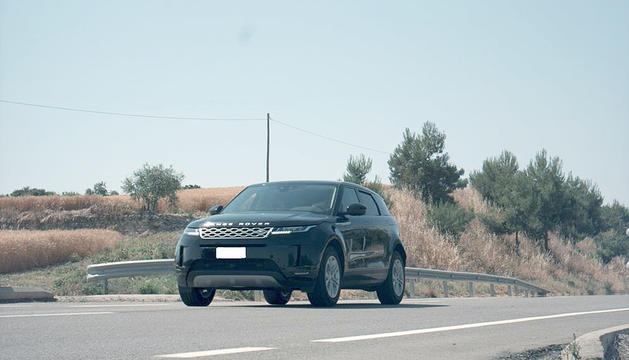 El cotxe captat pel radar dels mossos d'esquadra.