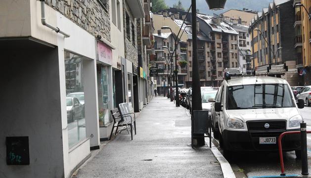 El detingut té el domicili a l'avinguda Sant Antoni, a l'entrada de la Massana.