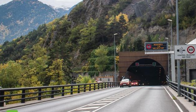 El túnel del Pont Pla romandrà tallat al trànsit dimarts