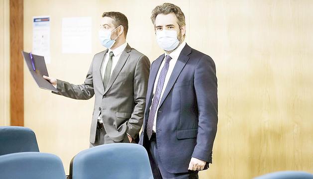 Eric Jover i Marc Ballestà.