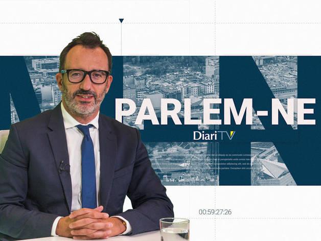 Entrevista al ministre de Territori i Habitatge, Víctor Filloy