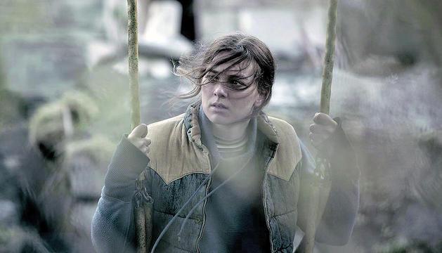 Un fotograma de 'Katla', l'última aposta de Netflix per la ficció nòrdica.