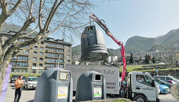 El pla nacional de residus potenciarà el reciclatge
