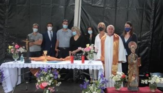 Missa de Sant Pere de l'any passat