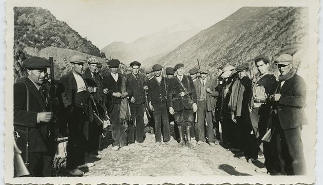 Sometent de l'any 1933