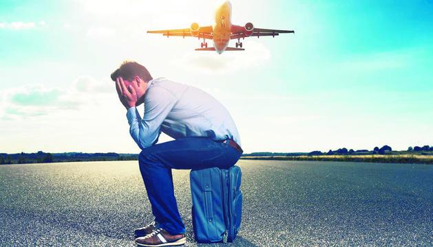 Quan volar és un malson