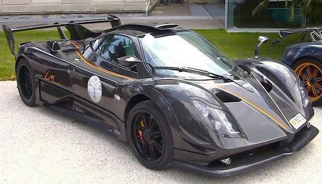 Un dels cotxes d'Alejandro Guillermo Roemmers