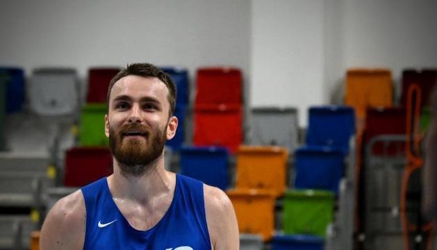 David Jelínek va sumar el primer triomf als Jocs.