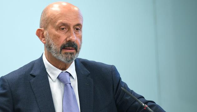 El ministre Martínez Benazet aquesta tarda